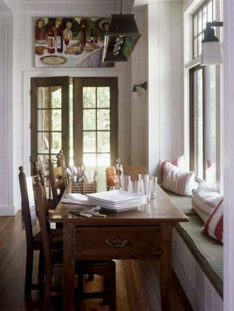 Window Seat Dining Table 21 Suggestions For Cozy And Comfortable Sitting Area By The Window Interior Design Ideas