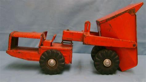 Truck Dump Truck Jumbo 2 toys nylint tournarocker tractor w dump trailer 18 l