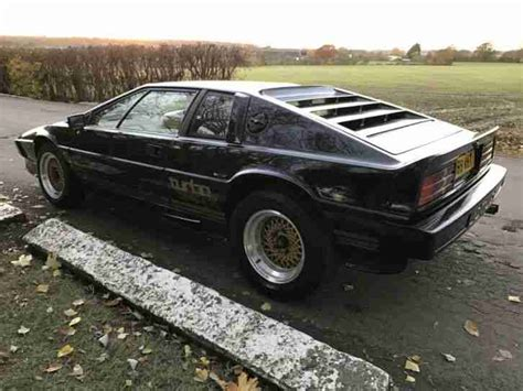 how does cars work 1984 lotus esprit turbo parental controls lotus 1984 esprit turbo black car for sale