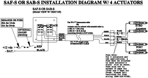 wiring diagram flat rocker switch saf  saf ns sf  series lectrotab electromechanical