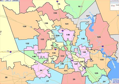 chron story about the house redistricting map the kuff