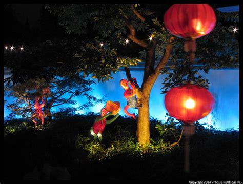 Chinese Lanterns At The Montreal Botanical Garden October Montreal Botanical Gardens Lanterns