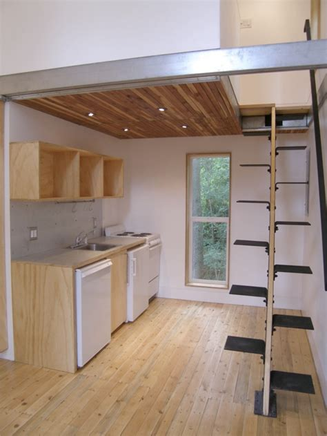 tiny house with loft the loft house