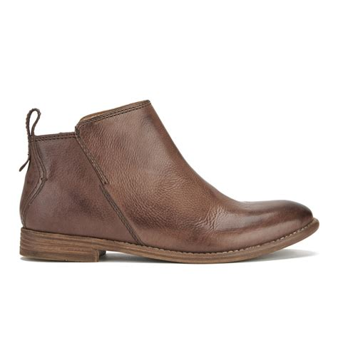 h shoes by hudson s revelin leather ankle boots