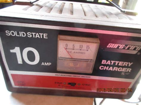 tractor battery charger battery charger blunder yesterday s tractors