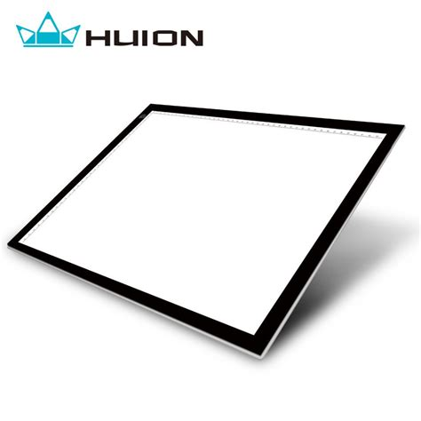aliexpress com buy huion a3 adjustable led light pad