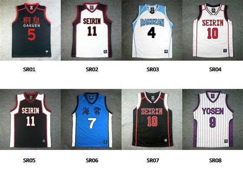 Baju Bola 1 Set kuroko basketball jersey swingman 1 end 8 25 2019 12 15 am