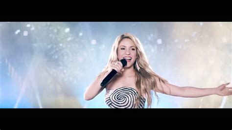 Banned From Bowl Promo by Image Gallery Shakira Pepsi