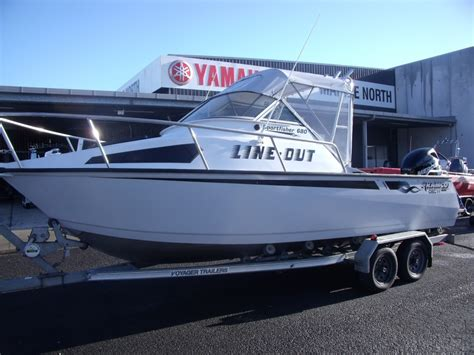 ramco boats nz ramco 680 sport fisher ub3504 boats for sale nz