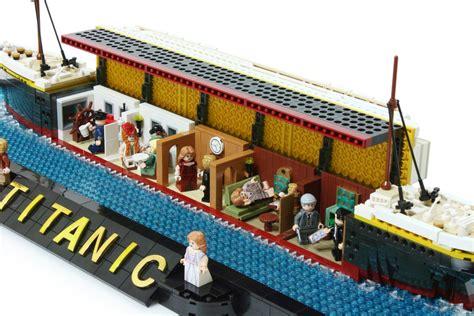 film titanic lego lego ideas product ideas titanic