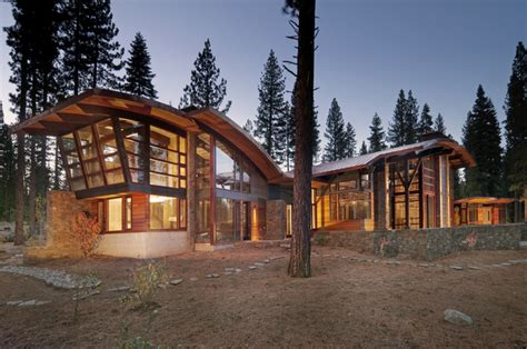 lodge style homes golf shines at picturesque lake tahoe community martis c