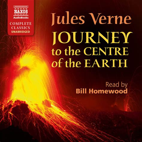 journey to the centre home naxos audiobooks