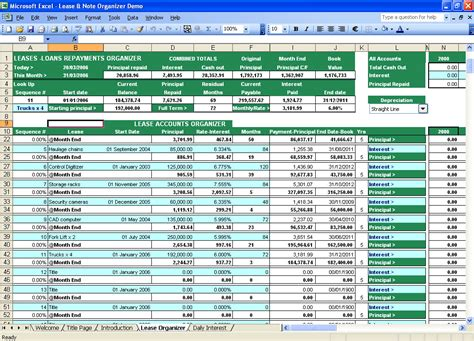 Excel Loan Amortization Schedule With Residual Value 1000 Ideas About Amortization Schedule On Lease Amortization Schedule Excel Template