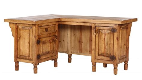 Rustic L Shaped Desk by Lorec Ranch Rustic Home Furnishings Where Rustic Meets
