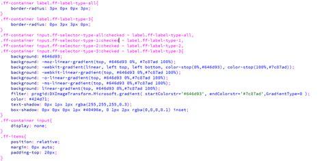 membuat web html dan css membuat fungsi filter fade menggunakan html dan css