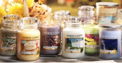 candele mangiaodori all about yankee candle jar candles world of temptations