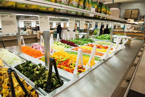 Buzz Whole Foods To Put On A New Of Makeup That Is Second City Style Fashion by Epr Retail News Whole Foods Salad Bars To Incorporate