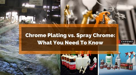 spray paint what do you need chrome plating vs spray chrome pchrome spray chrome