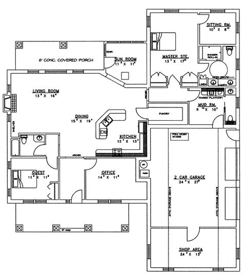 icf home plans icf house plan home plans