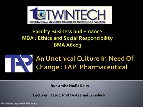 Business Ethics And Corporate Social Responsibility Mba Notes by An Unethical Culture In Need Of Change