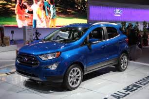 ford new car ecosport ford ecosport is a new baby suv for the us 187 autoguide