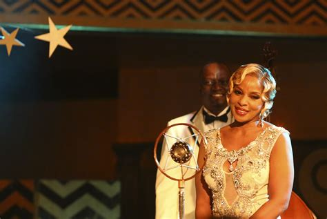 Im To See J Blige by J Blige Diddy Combs In Season Finale Wed May