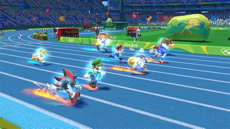 olympic games wallpaper mario and sonic at the rio 2016 olympic games wallpapers