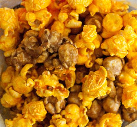 Garret Popcorn Chicago Mix Caramel Crisp Cheese Corn Small cooking for engineers
