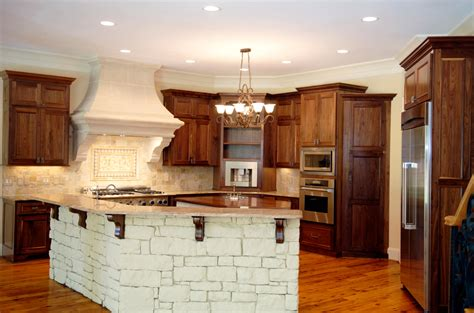 stone kitchen island 84 custom luxury kitchen island ideas designs pictures
