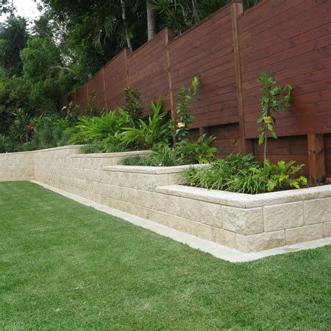 Retaining Wall Ideas Retaining Walls Sunshine Coast Pro Garden Bed Retaining Wall