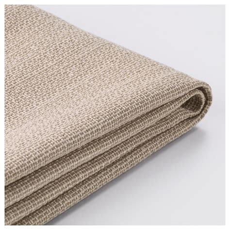 kivik cover for chaise longue hillared beige ikea