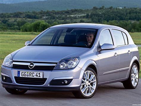 Fotos De Opel Astra H 2004