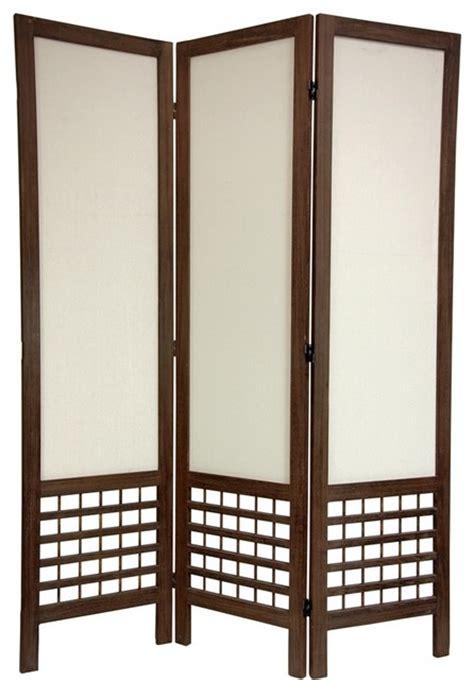 lattice room divider 6 ft open lattice fabric room divider asian screens and room dividers by ivgstores