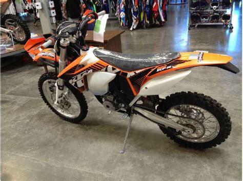 2012 Ktm 350 Xcf W For Sale 2012 Ktm 250 Xcf W Dirt Bike For Sale On 2040 Motos