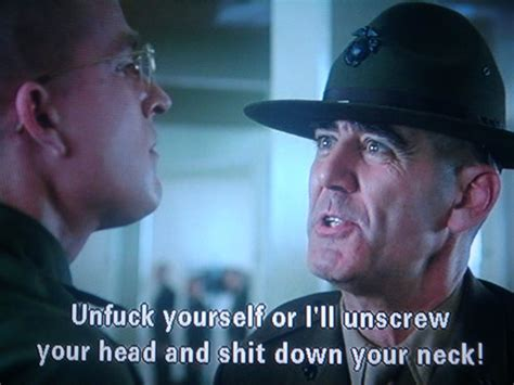 Full Metal Jacket Meme - sergeant full metal jacket meme like success