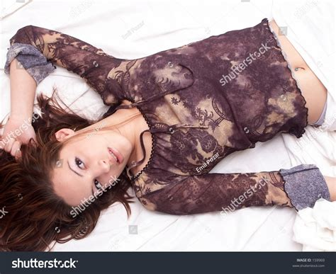 girls laying in bed girl laying in bed stock photo 159969 shutterstock