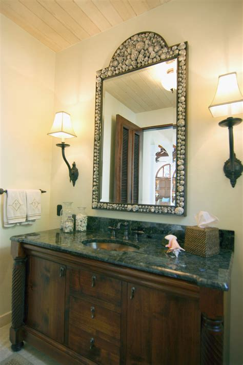 powder room mirrors powder room mirror ideas bathroom tropical with none