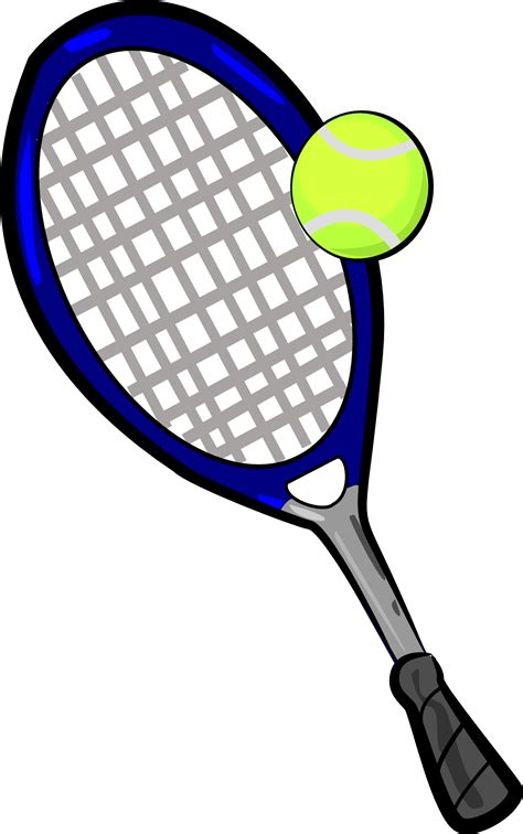 Clipart Tennis tennis racket clip cliparts co