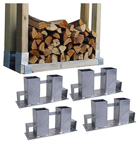 gestell f r brennholz brennholz stapelhilfe selber bauen dieser brennholz