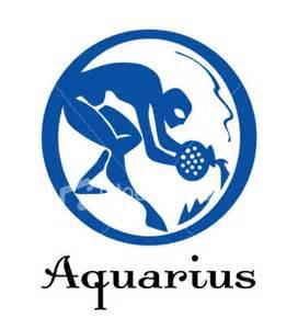 Symbols And Logos Zodiac Sign Aquarius Photos