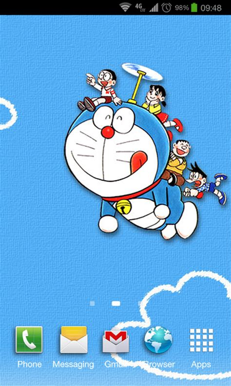 live wallpaper doraemon apk free doraemon hd wallpaper apk download for android getjar
