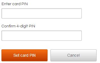 How To Set Pin On Vanilla Visa Gift Card - how to add a pin to a gift card frugalhack me