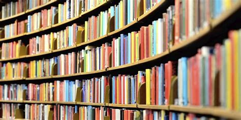 with a of books book shelf alumni