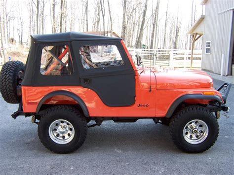 79 Jeep Cj5 Rudy S Classic Jeeps Llc 79 Jeep Cj5 65k Original