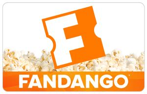 Fandango Gift Card Movie Theaters - fandango gift cards movie gift cards movie gift certificates fandango