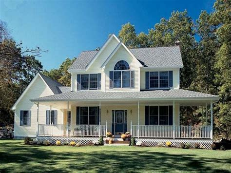 farm style house plans with wrap around porch farmhouse