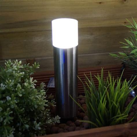 garden post lights led techmar oak 12v led garden post light