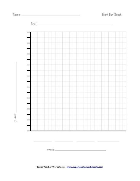 printable bar graphs for 2nd grade blank bar graph template for first grade 8 best images