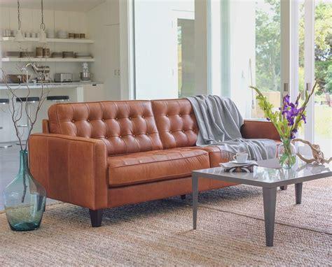 oregon sofa scandinavian designs gustav sofa from scandinavian designs leather sofa