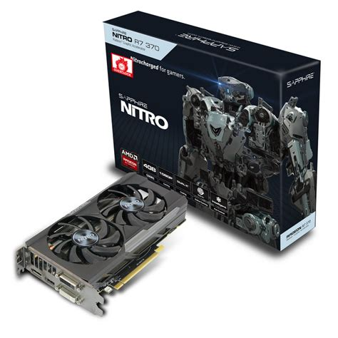 Sapphire Radeon R7 360 2g Gddr5 Nitro sapphire r7 370 nitro dual x oc 4gb gddr5